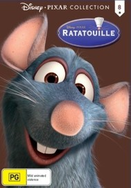 Ratatouille (Pixar Collection 8) on DVD image