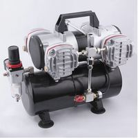 AS48 Compressor & Airbrush Set