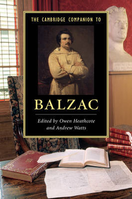 The Cambridge Companion to Balzac image