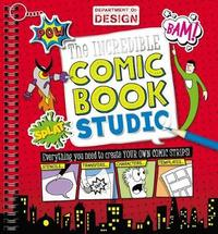 The Incredible Comic Book Studio by Make Believe Ideas, Ltd.