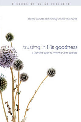 Trusting in His Goodness by Marilyn Wilson image