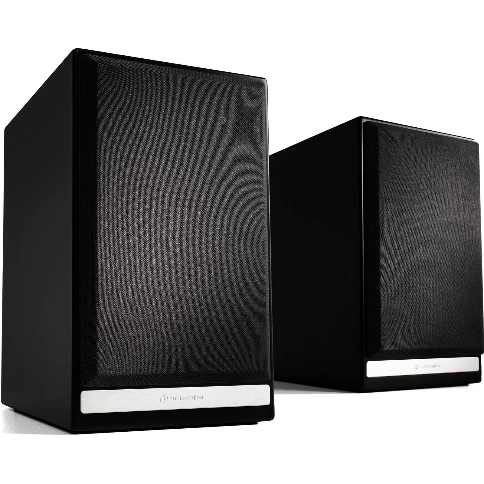 Audioengine: HDP6 Passive Bookshelf Speakers (Pair) - Cherry image
