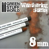 Green Stuff World: Weathering Brushes (8mm)