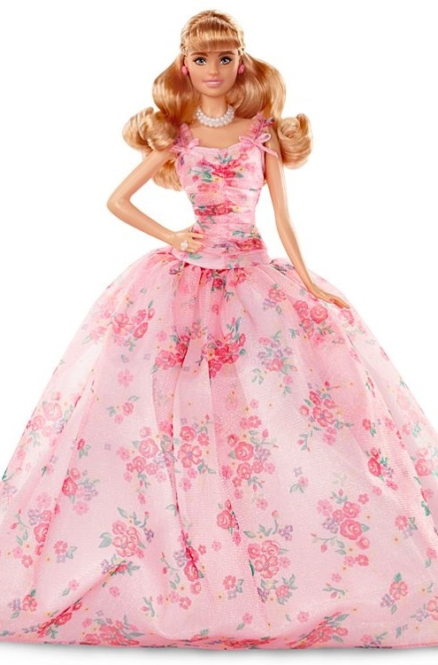 Barbie - 2018 Birthday Wishes Doll (Blonde)