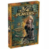Dungeon Twister: 3/4 Player Expansion