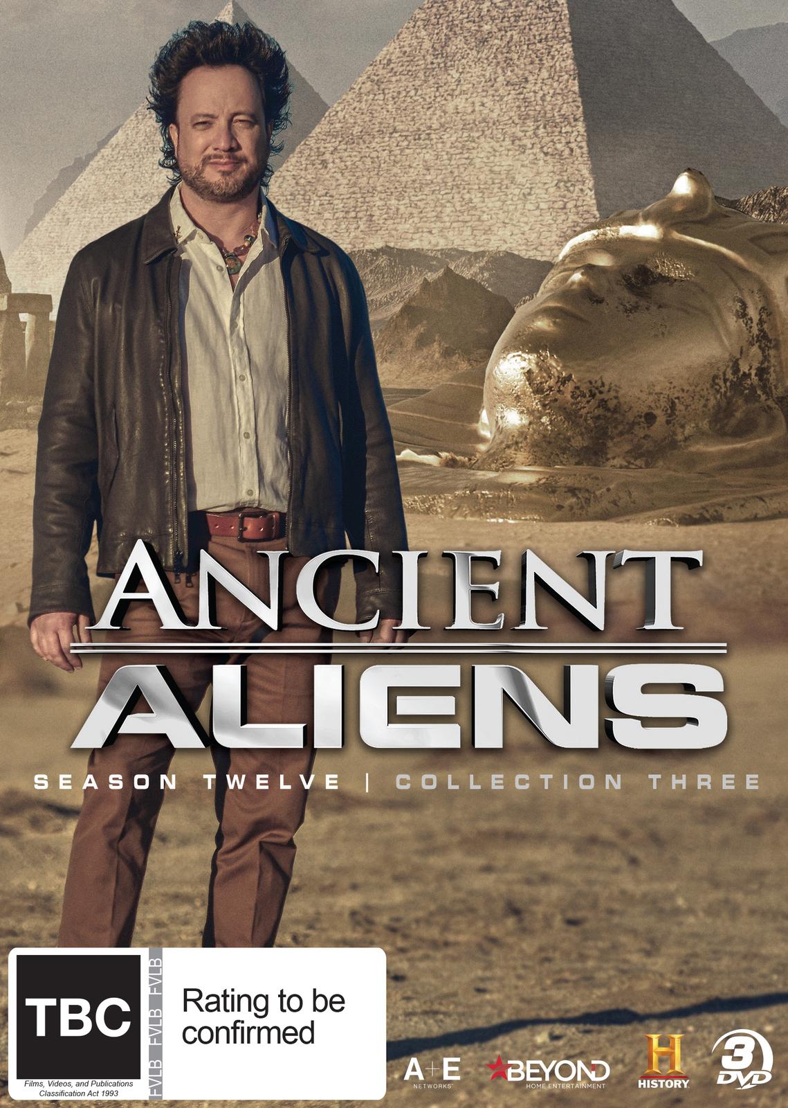 Ancient Aliens Season 3 release date