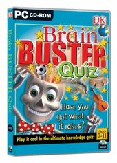 Brain Buster Quiz for PC Games