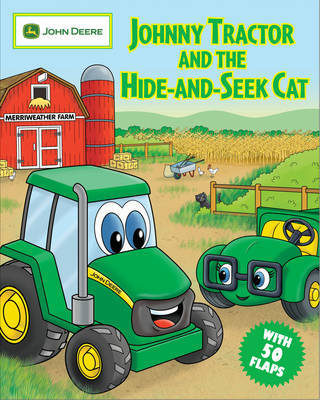 Johnny Tractor and the Hide-and-Seek Cat image