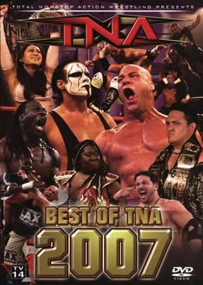 TNA Wrestling: Best of TNA 2007 on DVD