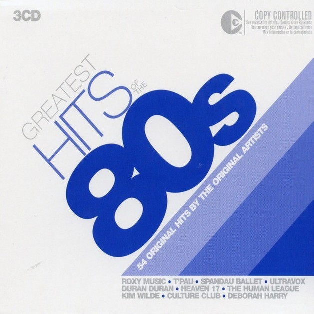 Greatest Hits Of The 80s (3CD) by Various