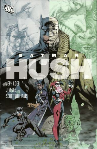 Batman Hush Jeph Loeb Book In Stock Buy Now At Mighty Ape Nz