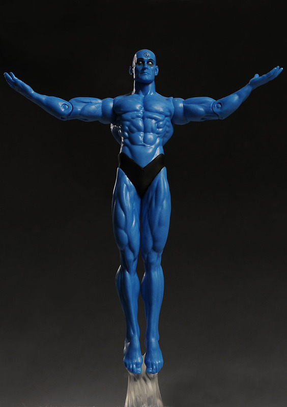 Best of Watchmen 7'' Action Figure - Dr Manhattan