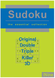 Sudoku: The Essential Collection by Box Nine image