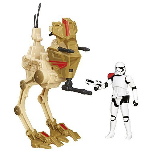 Star Wars - Desert Assault Walker with Figure image