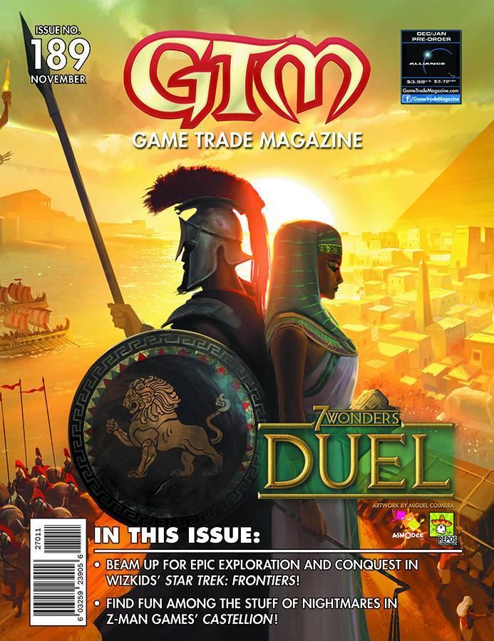 Game Trade Magazine #189 image