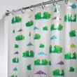 Interdesign Shower Curtain - Frogs