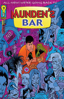 Mundens Bar Grand Reopening by John Ostrander