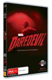 Daredevil - The Complete First Season on DVD image