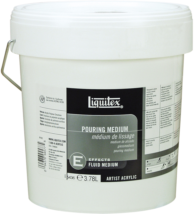 Liquitex: Pouring Medium (3.78L)