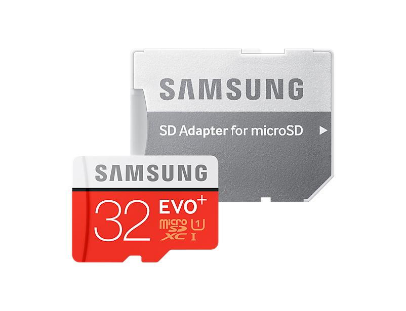 Samsung Micro SD EVO Plus (32GB) image
