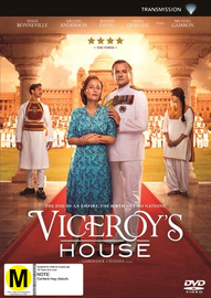 Viceroy's House on DVD
