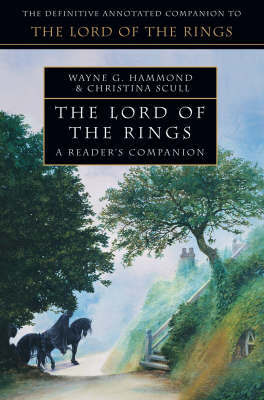 """The """"Lord of the Rings"""": a Reader's Companion by Wayne G. Hammond image"""