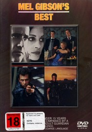 Mel Gibson Collection on DVD image