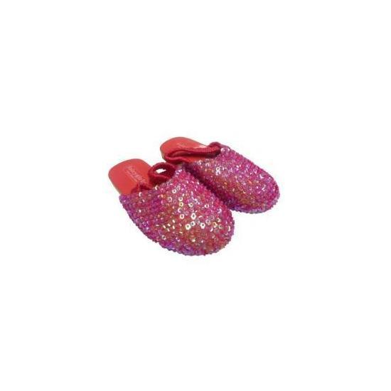Fairy Girls: Fairy Shoes - Hot Pink (Large)