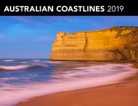 Australian Coastlines 2019 Horizontal Wall Calendar