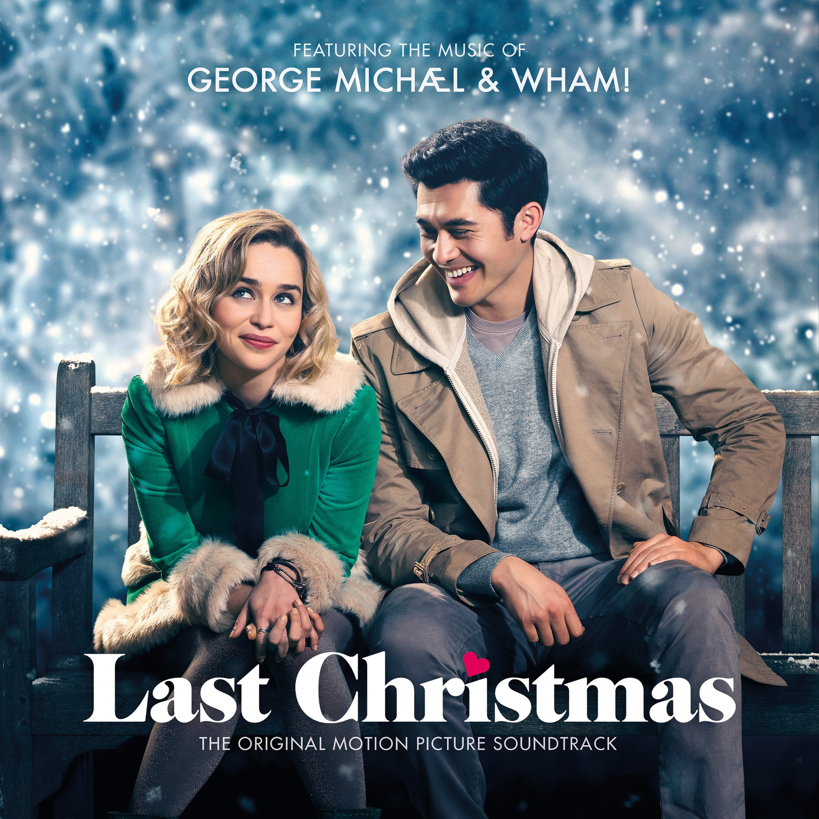 George Michael & Wham! Last Christmas the Original Motion Picture Soundtrack by George Michael image
