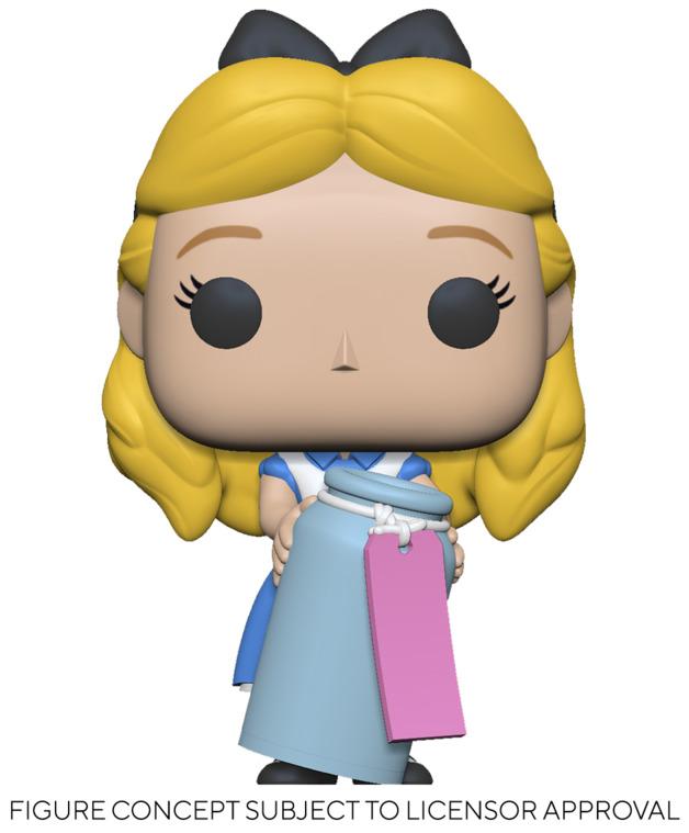 Alice in Wonderland: Alice (with Bottle) - Pop! Vinyl Figure