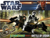 Scalextric Start Star Wars Battle of Endor 1/32 Slot Race Set