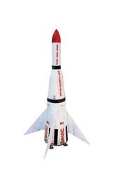Lindberg Mars Probe Communication Satellite Rocket 1/200 Model Kit