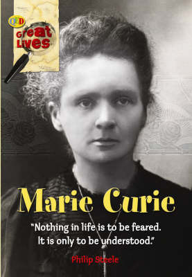 Marie Curie by P. Steele