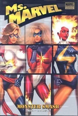 Ms. Marvel: Vol. 4: Monster Smash