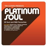 Ten Guitars Presents: Platinum Soul by Various