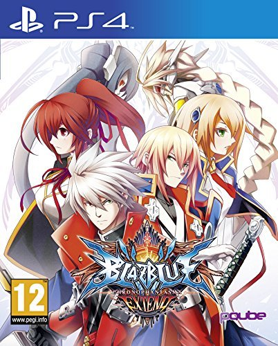 Blazblue: Chrono Phantasma Extend for PS4