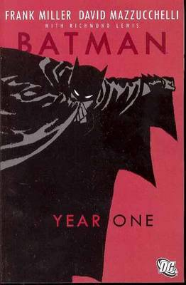 Batman: Year One Deluxe (DC Comics US) by Frank Miller image