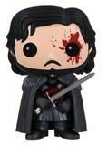 Game of Thrones - Jon Snow Bloody US Exclusive Pop! Vinyl Figure