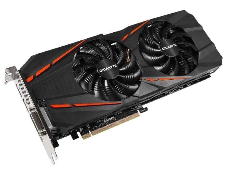 Gigabyte GeForce GTX 1060 G1 Gaming 6GB Graphics Card image