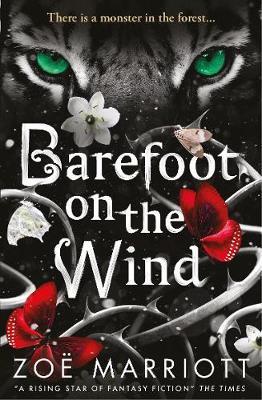 Barefoot on the Wind by Zoe Marriott