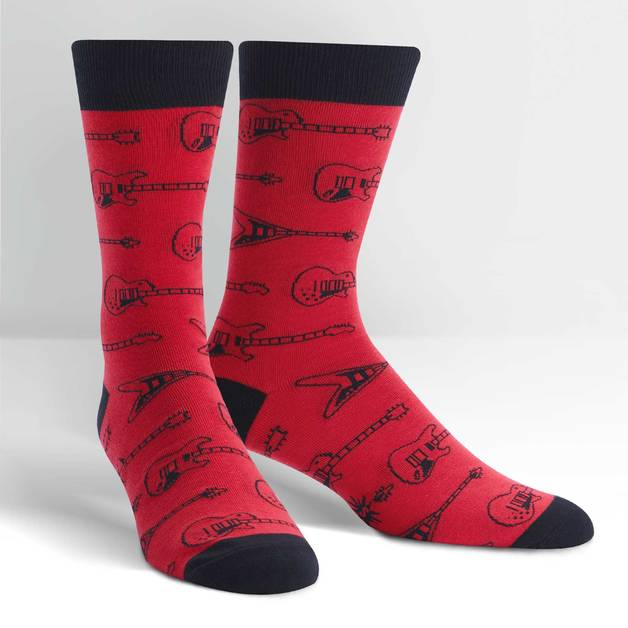 Men's - String Theory Crew Socks