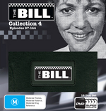 Bill, The - Collection 4: Episodes 97-144 (12 Disc Super Wallet) on DVD