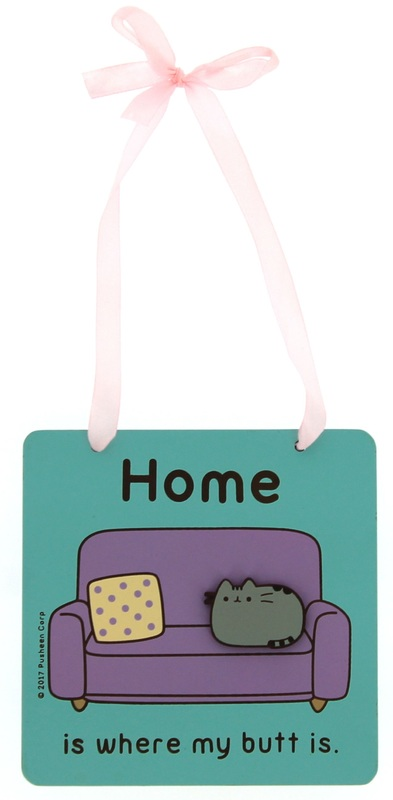 Pusheen the Cat Plaque