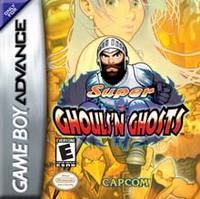 Super Ghouls N' Ghosts for Game Boy Advance