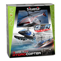 Silverlit: Hydrocopter - Red image