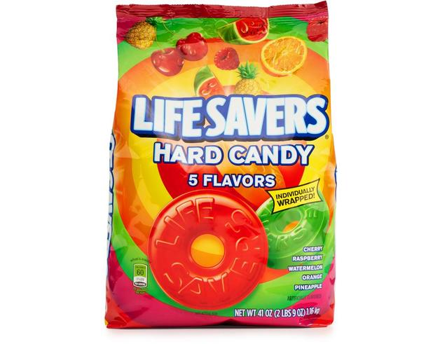 Lifesavers Hard Candy - 5 Flavor (1162g)