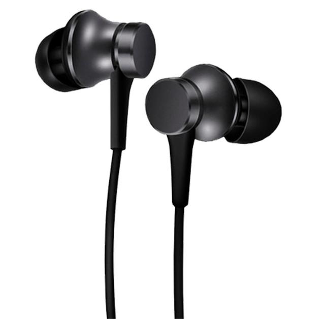 Xiaomi Mi Basic In-Ear Headphones w/ Wire Control - Black