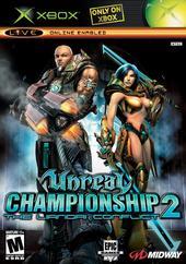 Unreal Championship 2: The Liandri Conflict for Xbox