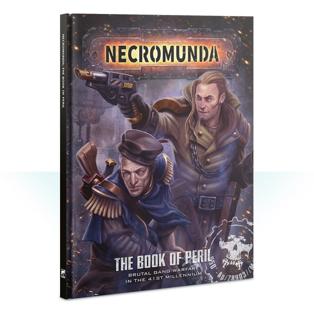 Necromunda - The Book of Peril